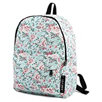 Lily & Drew Lightweight Mini Canvas Daypack Rucksack Backpack