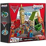 Giro DC0002 Disney Cars 2 - Juego de efecto dominó con diseño de Londres