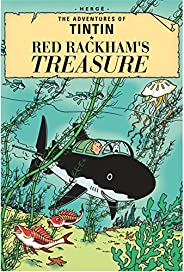 Red Rackham's Treasure (Tin