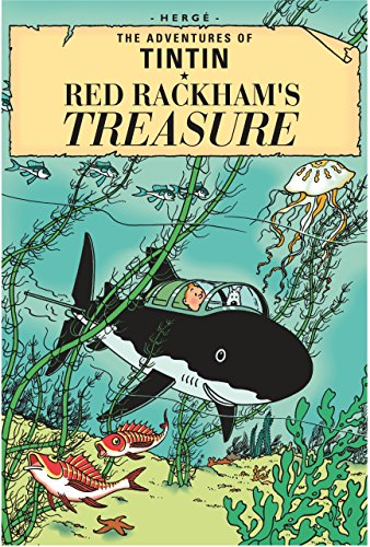 The Adventures of Tintin, Tome 12 : Red Rackham's Treasure par Herge