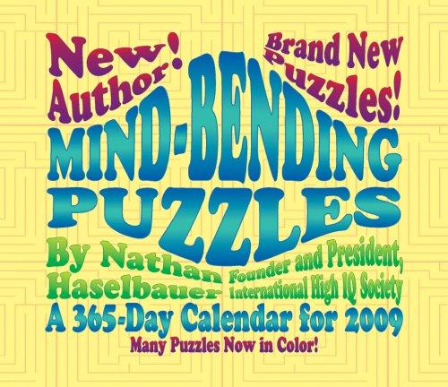 Classic Mind Bend Puzz 365 Day Block2009