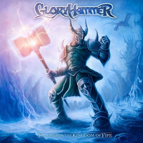 Tales from The Kingdom of Fife (Limited Edition) by Gloryhammer (2013-04-09)