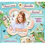 Amulette - Jard - Kit De Loisirs Créatifs - Dans Mon Jardin Secret