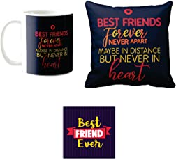 YaYa Cafe™ Best Friends Gifts Friends Forever Never Apart Mug Hamper