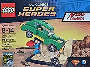 LEGO - Super Heroes Superman Comic Con - SDCC 2015 - Limited Edition - DC Action Comics #1