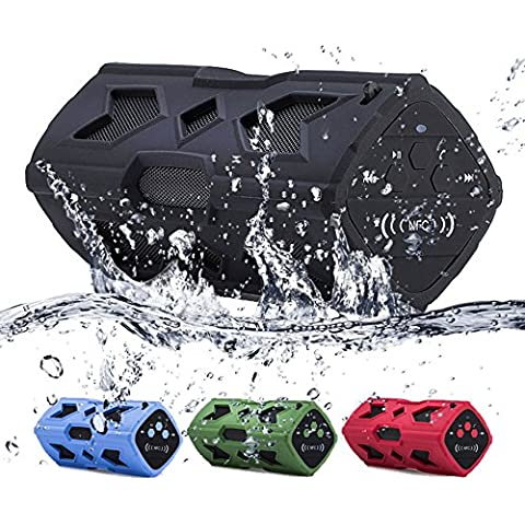 Impermeabile Sport Speaker Bluetooth 4.0 Altoparlanti NFC
