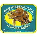 Moses Verlag 2639 - Wissensduell Dinosaurier