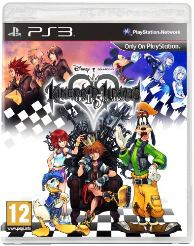 Kingdom Hearts 1.5: Standard Edition (Playstation 3) [Edizione: Regno Unito]
