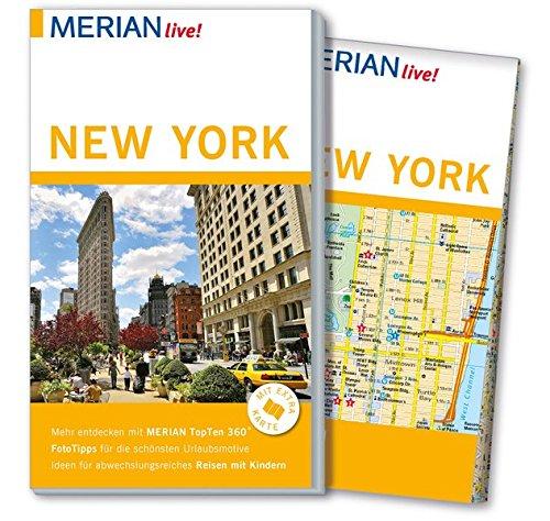 MERIAN live! Reiseführer New York: Mit Extra-Karte zum Herausnehmen -