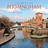 Secrets of Birmingham Wall Calendar 2018 (Art Calendar)