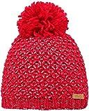 Barts Unisex Baby Baskenmütze Cers, Rot (Capsicum), 51/53 (Herstellergröße: 53)