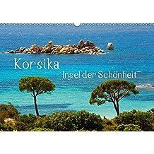 Korsika Insel der Schönheit (Wandkalender 2018 DIN A3 quer): Eine Trauminsel im Mittelmeer. (Monatskalender, 14 Seiten) (CALVENDO Orte) [Kalender] [Apr 01, 2017] Scholz, Frauke