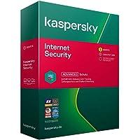 Kaspersky Internet Security 2021 Standard | 5 Geräte | 1 Jahr | Windows/Mac/Android | Aktivierungscode in…