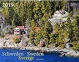 Schweden - Kalender 2019 Großformat-Kalender 58 x 45,5 cm: Sverige - Sweden