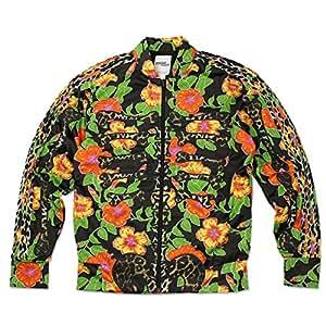 Adidas originals obyO jeremy scott jS flower veste bone tT veste de sport pour homme - Noir - S