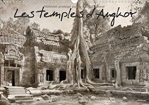 Les Temples D'angkor 2017: Les Fabuleux Temples D'angkor Au Cambodge.