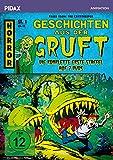 DVD Cover 'Geschichten aus der Gruft, Staffel 1 (Tales from the Cryptkeeper) / Die ersten 13 Folgen der Grusel-Zeichentrickserie (Pidax Animation) [2 DVDs]