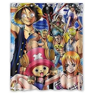 One Piece Impermeable Rideau de Douche 150 x 180 cm