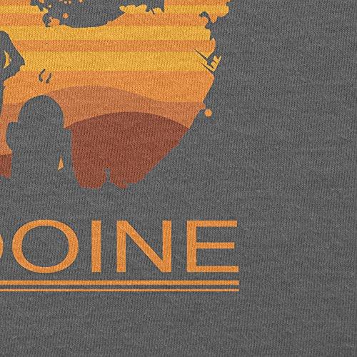 TEXLAB - Welcome to Tatooine - Damen T-Shirt Grau