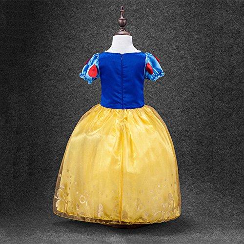 Imagen de ninimour vestido de princesa blancanieves disfraces para halloween cosplay costume para niñas alternativa