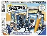 tiptoi Mini Spielwelt Polizei: SEK Einsatz: Erlebe actionreiche SEK-Einsätze in der interaktiven Bank