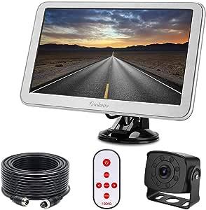 Rückfahrkamera Mit Monitor Kit Für Wohnmobile Elektronik