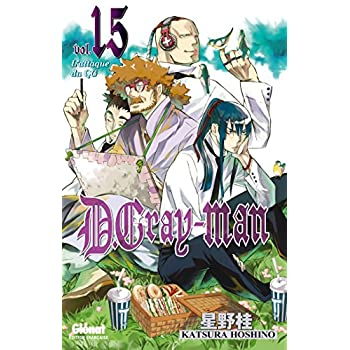D.Gray-Man - Édition originale - Tome 15: L'attaque du QG