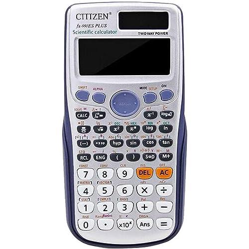 Calcolatrice scientifica multifunzionale Strumenti informatici per uso scolastico Forniture per ufficio Regali di cancelleria per studenti