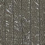 Fabulous Fabrics Steppstoff Korbmuster – grau —