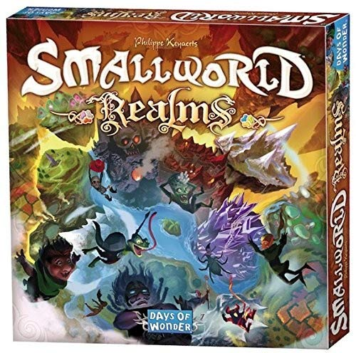 9 - Small World - Realms ()
