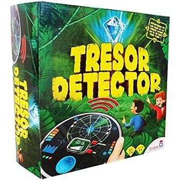 Dujardin Jeux - Trésor Detector: Amazon.fr: Jeux et Jouets
