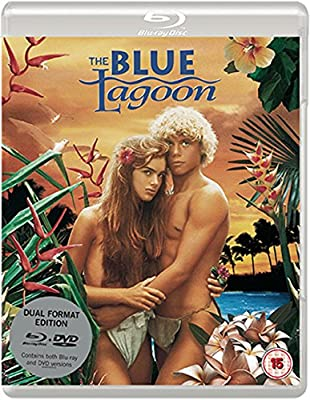 The Blue Lagoon (1980) Dual Format (Blu-ray & DVD) edition