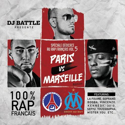 Spéciale Dédicace Au Rap Français By Dj Battle /Vol 5