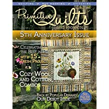 Primitive Quilts: 15 Fresh Projects (English Edition)
