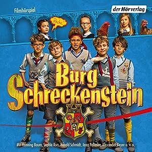 Burg Schreckenstein: Burg Schreckenstein - Filmhörspiel 1