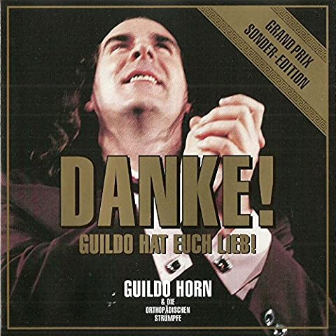 inkl. Guildo hat euch lieb (CD Album Guildo Horn, 13 Tracks)