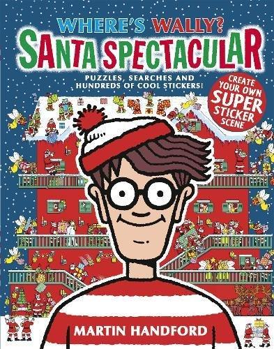 Where's Wally? Santa Spectacular por Martin Handford