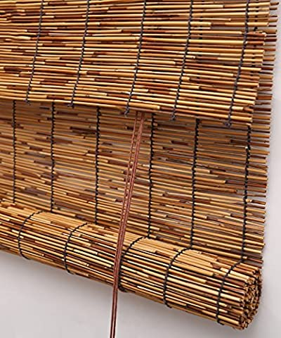 Store Bateau 120 Cm - WUFENG Custom Made Natural Reed Woven Roll