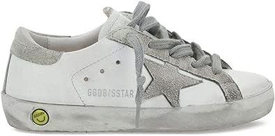 Golden Goose Luxury Fashion Ragazza GYF00101F000417K10276 Bianco Pelle Sneakers   Ss21