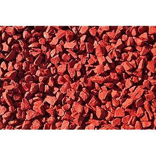 RockinColour Chilli Red 20kg decorative garden stone