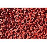 RockinColourTM decorativa da giardino, colore: rosso peperoncino