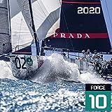 Force 10 Kalender 2020 - Bildkalender (42 x 42) - Segelboote - Sport - Meer - segeln - Wandkalender