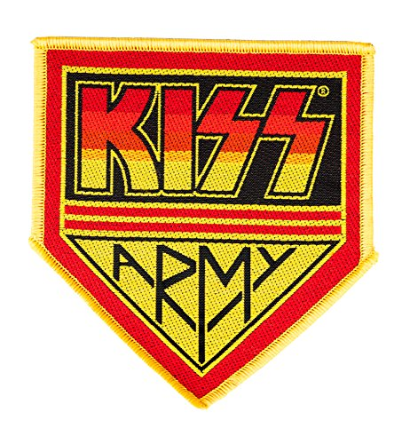 Kiss - Kiss Army Badge (Patch/Aufnäher) [SP2310] (T-shirts Emo-band)