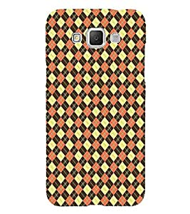 Fiobs Designer Phone Back Case Cover Samsung Galaxy Grand Max G720 ( Colorful Pattern Design )
