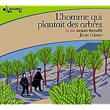HOMME QUI PLANTAIT DES ARBRES (L') CD by JEAN GIONO