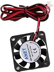 Segolike Ultra-silent 12V 40mmx40mmx10mm 4010 DC Brushless Cooling Fan for 3D Printer