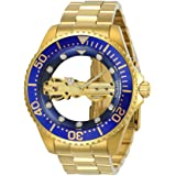 Invicta 24695 Pro Diver Men's Wrist Watch stainless steel Mechanical Blue Dial