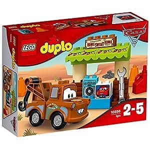 LEGO - 10856 - DUPLO Cars TM - Il capanno di Cricchetto