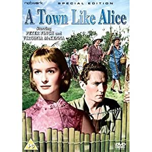 Ma vie commence en Malaisie / A Town Like Alice (UK) ( Rape of Malaya ) [ Origine UK, Sans Langue Francaise ]