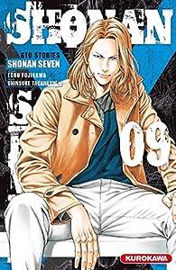 Shonan Seven - GTO Stories Edition simple Tome 9